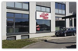 Küchenausstellung von Der Küchentreff Michelfeld