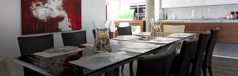 Küchenausstellung Deutschland ~ Durch die klassischzeitlose Ästhetik lässt sich Edelstahl wunderbar